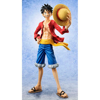 One Piece Portrait.Of.Pirates 1/8 Scale Figure : Monkey D. Luffy Ver.2 [PRE-ORDER]