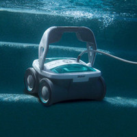 The Robotic Pool Cleaner