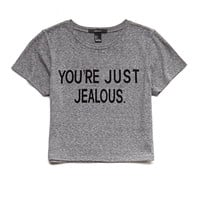 Jealousy Crop Top