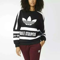 Adidas Originals Sweatshirt In Black