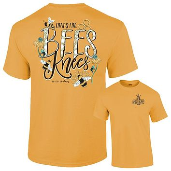 Southernology Bees Knees Comfort Colors T-Shirt