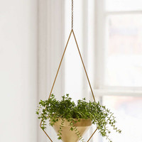 Triangle Hanging Planter - Urban Outfitters