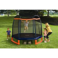 Little Tikes First Trampoline with Safety Enclosure - 7 foot