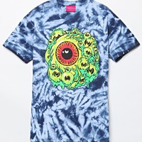 Mishka Bouzikov Keep Watch T-Shirt - Mens Tee - Blue