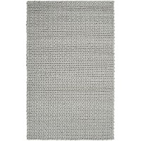 Anchorage Handwoven Rug - Taupe Grey