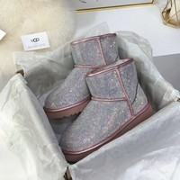 Ugg Crystal Pink Boot