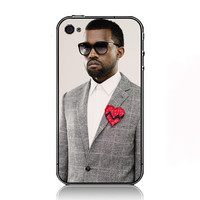 Music Pop Music Kanye West iPhone 5 Case Cover 413