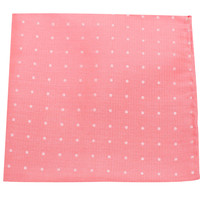 Dotted Dots  - Coral