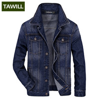 TAWILL 2016 New Denim Jacket Men Jeans Cotton Male Jackets and Coats Brand clothing Spring Autumn Mens Jackets 7536