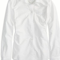 AEO 's Factory Oxford Shirt