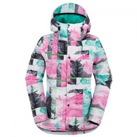 Volcom Bolt Insulated Snowboard Jacket (Women's) | Peter Glenn