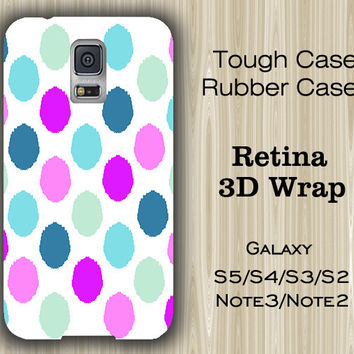 Color Dots Samsung Galaxy S5/S4/S3/Note 3/Note 2 Case