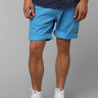 Urban Renewal Overdyed Cuffed Denim Short