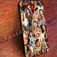 Beyonce Collage  iphone 4/4s, iphone 5/5s,iphone 5c, samsung s3 i9300 case, samsung s4 i9500 case in Springcasestore