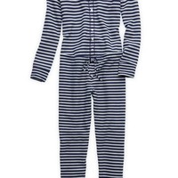 Aerie Women's Waffle Onesuit (Royal Navy)