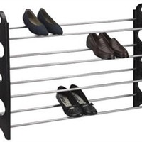20-Pair College Shoe Tower