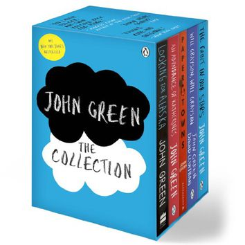 John Green - The Collection: The Fault in Our Stars / Looking for Alaska / Paper Towns / An Abundance of Katherines and Will Grayson:Amazon.co.uk:Books