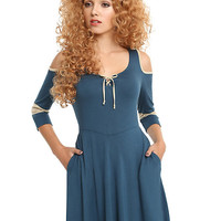 Disney Pixar Brave Merida Cosplay Dress