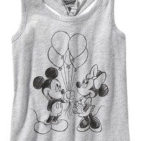 Old Navy Disney Mickey And Minnie Mouse Tanks For Baby