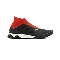 Adidas Men's Predator Tango 18+ TR Black Red