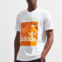 adidas Pantone Tee | Urban Outfitters