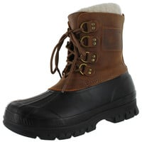 Polo Ralph Lauren Landen Men's Shearling Duck Snow Boots