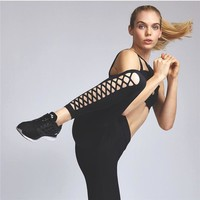 Sports Casual Yoga Pants [11407006607]
