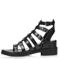 FINLEY Strappy Sandals - Topshop