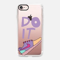DO IT Nike iPhone 7 Case by Vasare Nar | Casetify