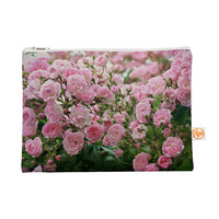 """Sylvia Cook """"The Fairy Rose"""" Pink Floral Everything Bag"""