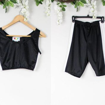 Vintage Sportswear Athletic 2 Piece Set
