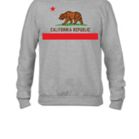 CALIFORNIA BEAR - Crewneck Sweatshirt