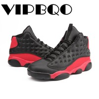 VIPBQO 2018 new basketball shoes jordan basketball shoe high top sneakers high quality without logo