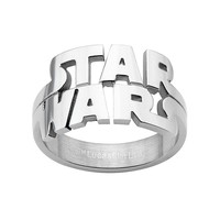 Star Wars Stainless Steel Ring - Men (Black)