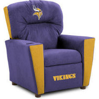 Child Size NFL and Nascar Recliners