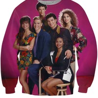 Saved By the Bell Crewneck Sweatshirt