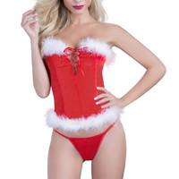 Holiday Spirit Bustier