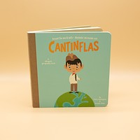LIL LIBROS AROUND THE WORLD WITH CANTINFLAS/ALREDEDOR DEL MUNDO CON CANTINFLAS
