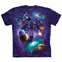 COSMOS WOLVES TEE