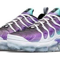 HCXX Air VaporMax PlusPurple Gradient