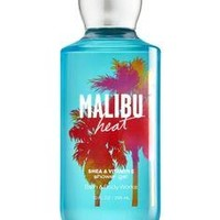Bath & Body Works MALIBU HEAT Shower Gel 10 oz