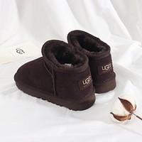 UGG Girls Boys Children Baby Toddler Kids Child Fashion Casual Boots