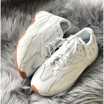 ADIDAS YEEZE BOOST 700 white Running shoes