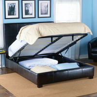 Storage Beds at Brookstone—Buy Now!