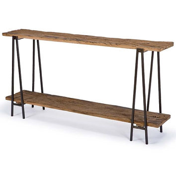 Regina Andrew Industry Console Table - 4-6721
