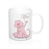 Naked Mole Rat Mug 11oz