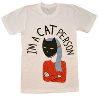 I'm A Cat Person Shirt