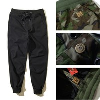 Camouflage Casual Couple Pants [6543159747]