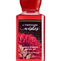 Travel Size Shower Gel A Thousand Wishes