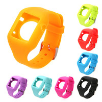 Durable Silicone Fitness Replacement Band Wrist Strap 42mm Width Wrist Strap watchband For Iphone Apple I Watch
